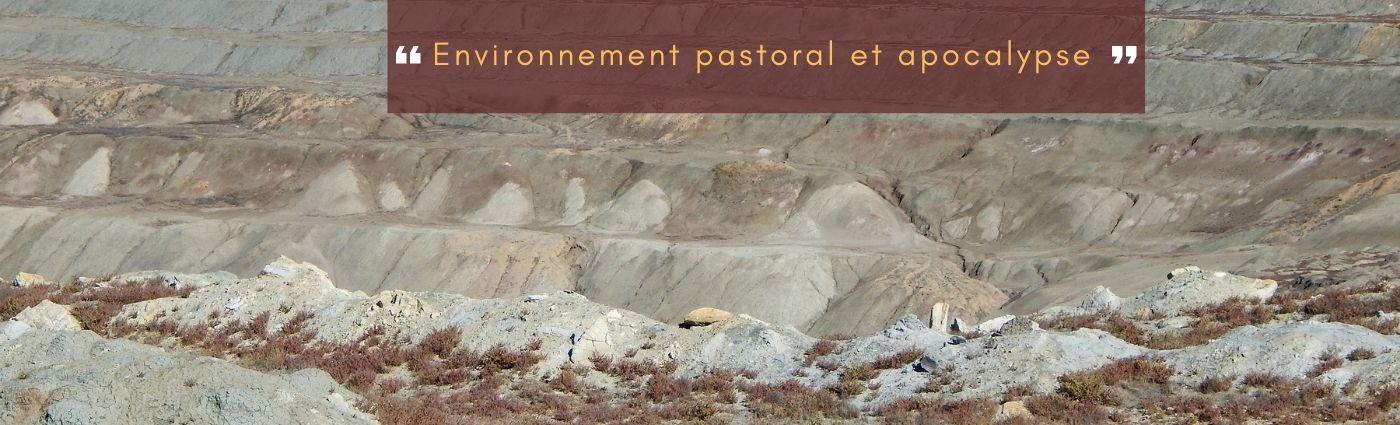 dégradation de l'environnement