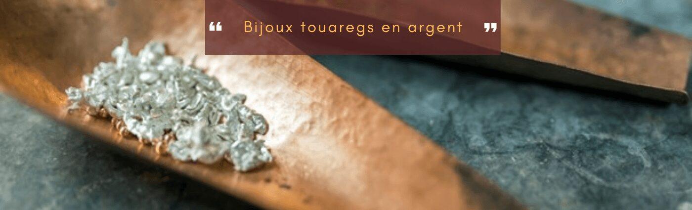 bijoux touaregs en argent