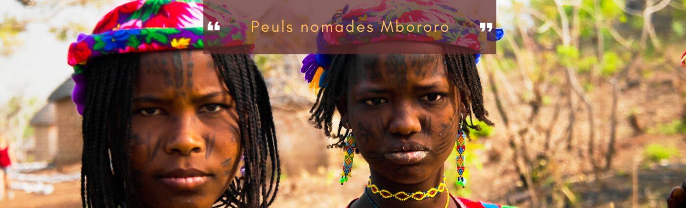 peuls nomades Mbororo