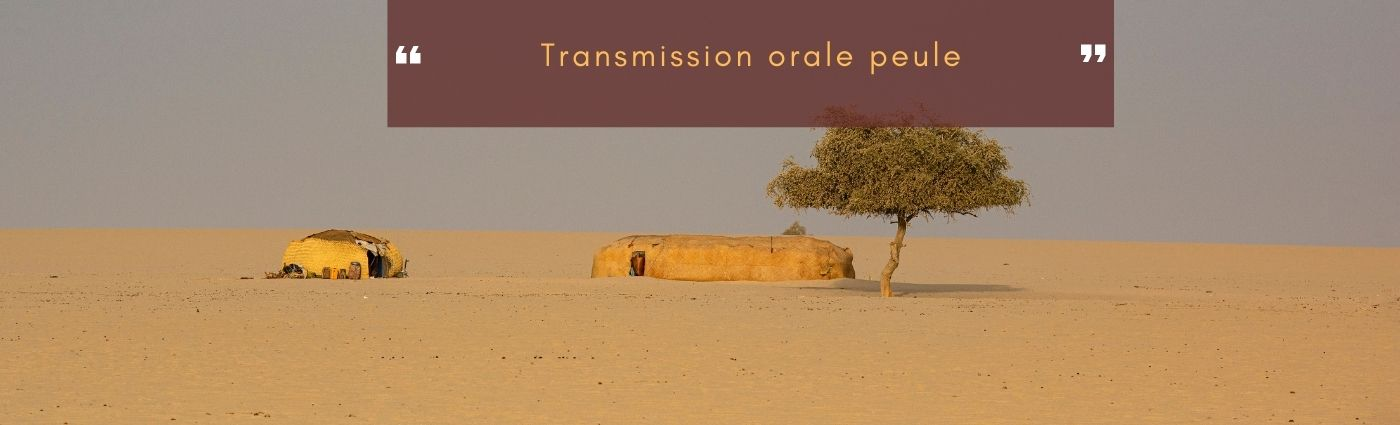 transmission orale peule