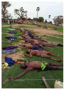 cadavre de civils peuls