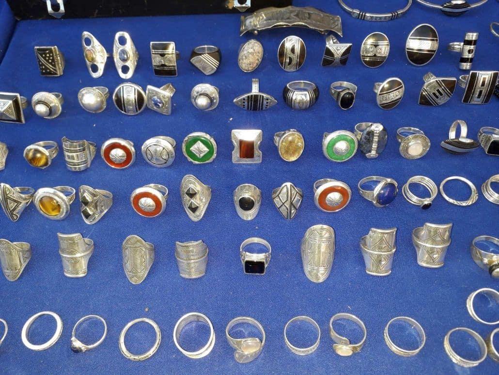 bijoux touaregs