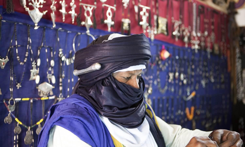 culture nomade du sahel